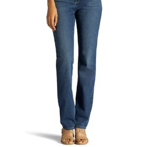 NWOT New Lee The Most Comfortable Jean Size 8